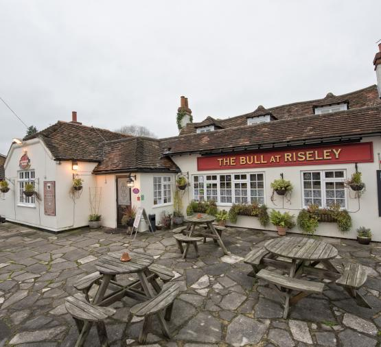 The Bull At Riseley Reading Books